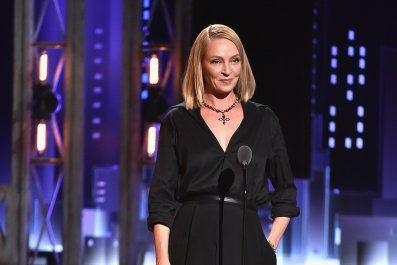 Uma Thurman blasts Harvey Weinstein