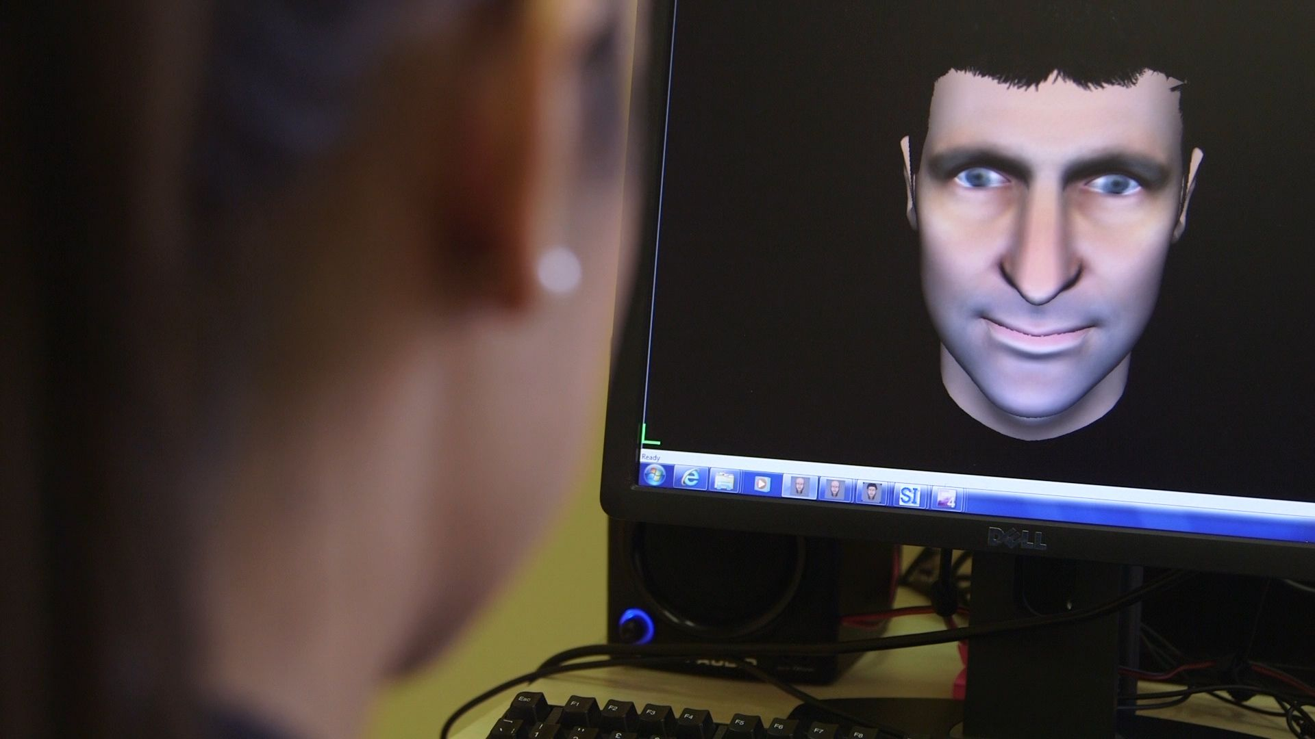 Could angry avatars help people deal with schizophrenia?