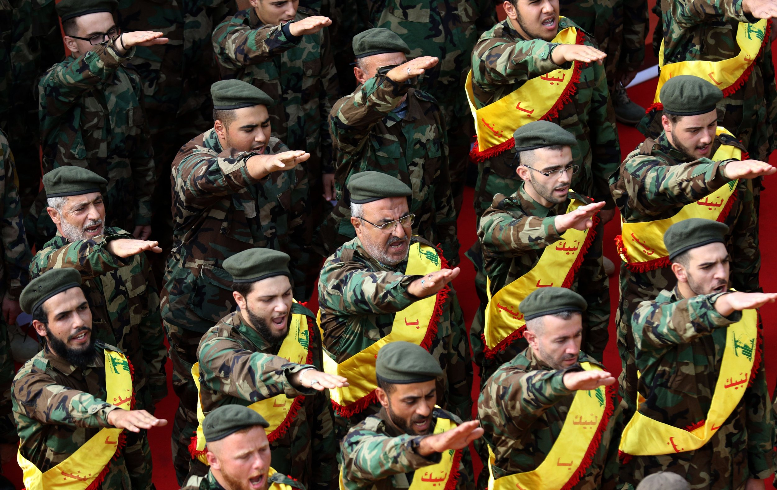 Image result for hezbollah military