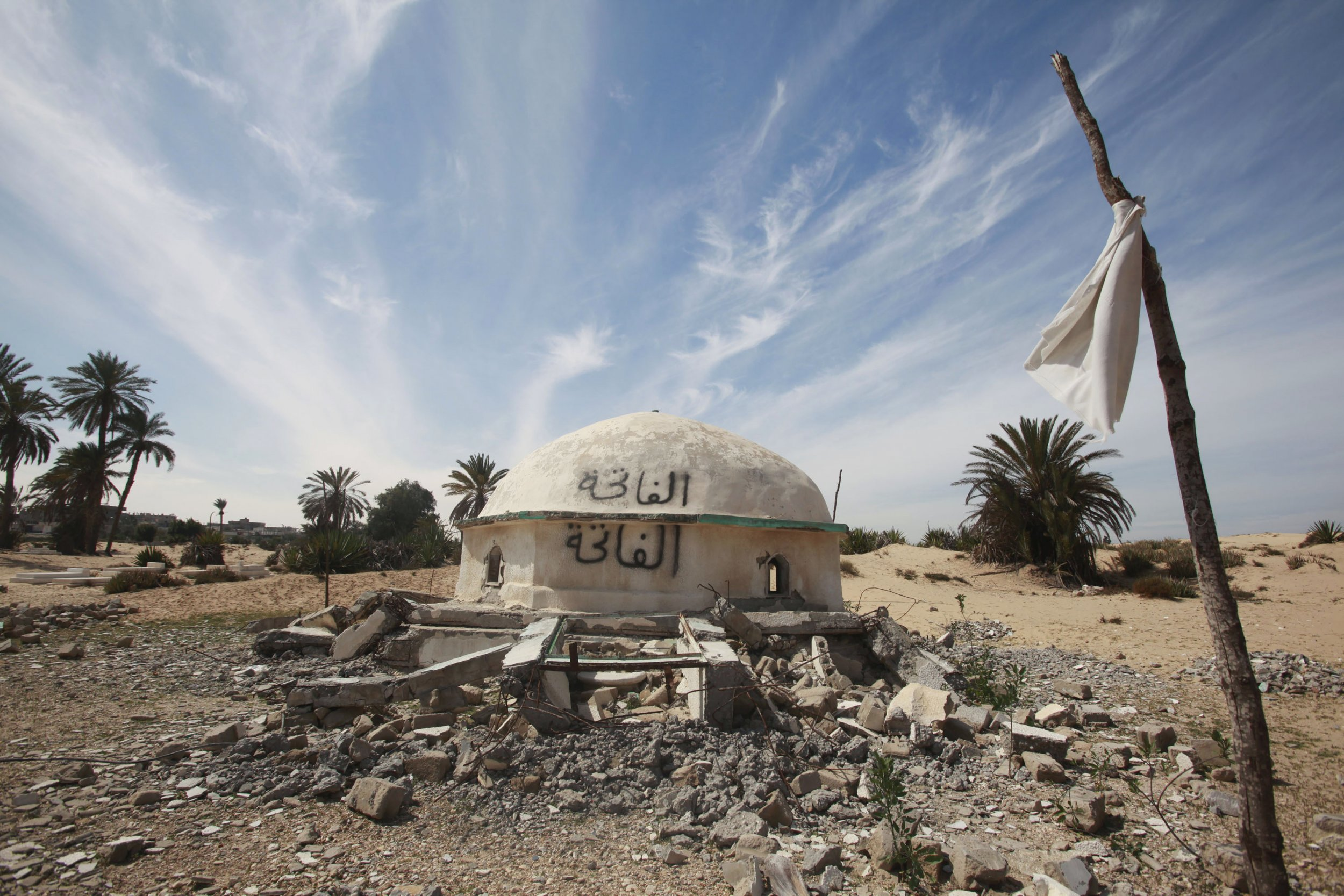 After the Sinai massacre, why are Muslims killing Muslims?