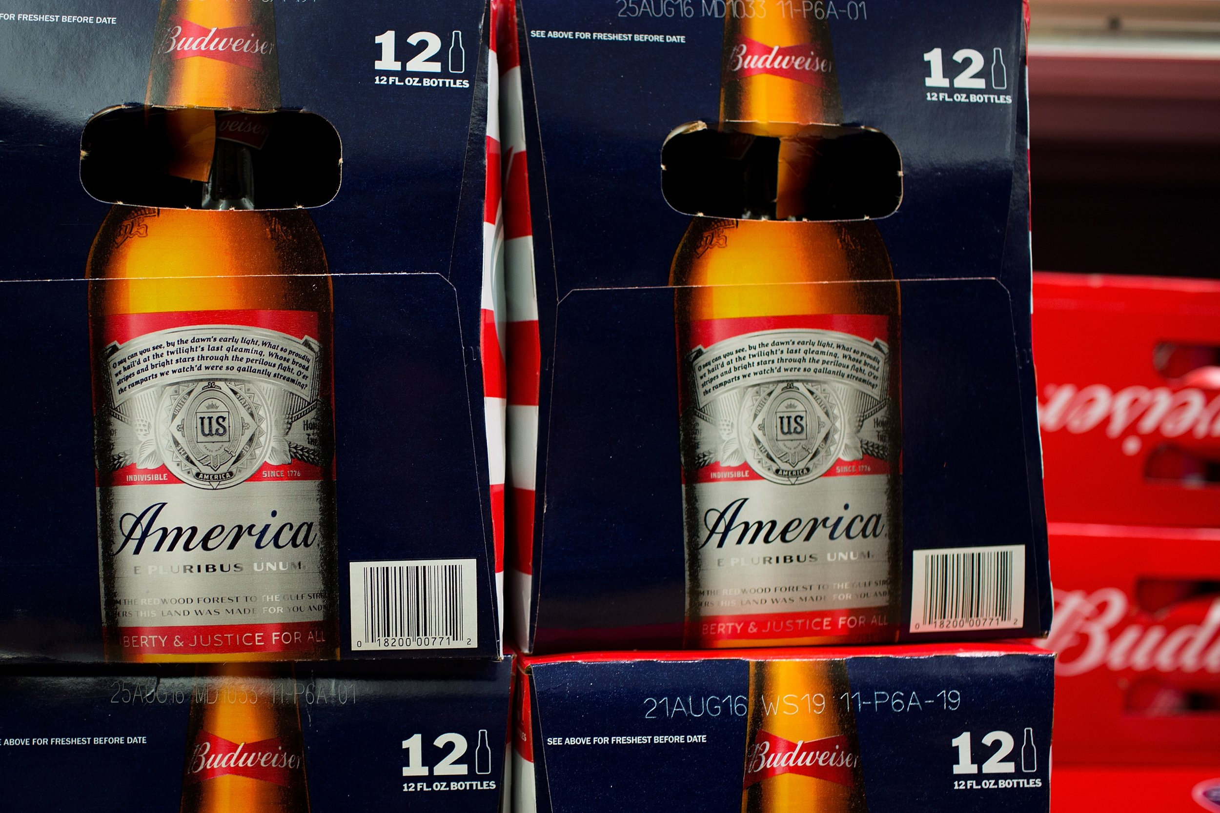 Budweiser is sending barley to Mars to make outer space beer for humans