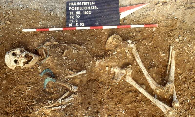 Ancient Human Skeletons Reveal the Plague Got to Europe During the