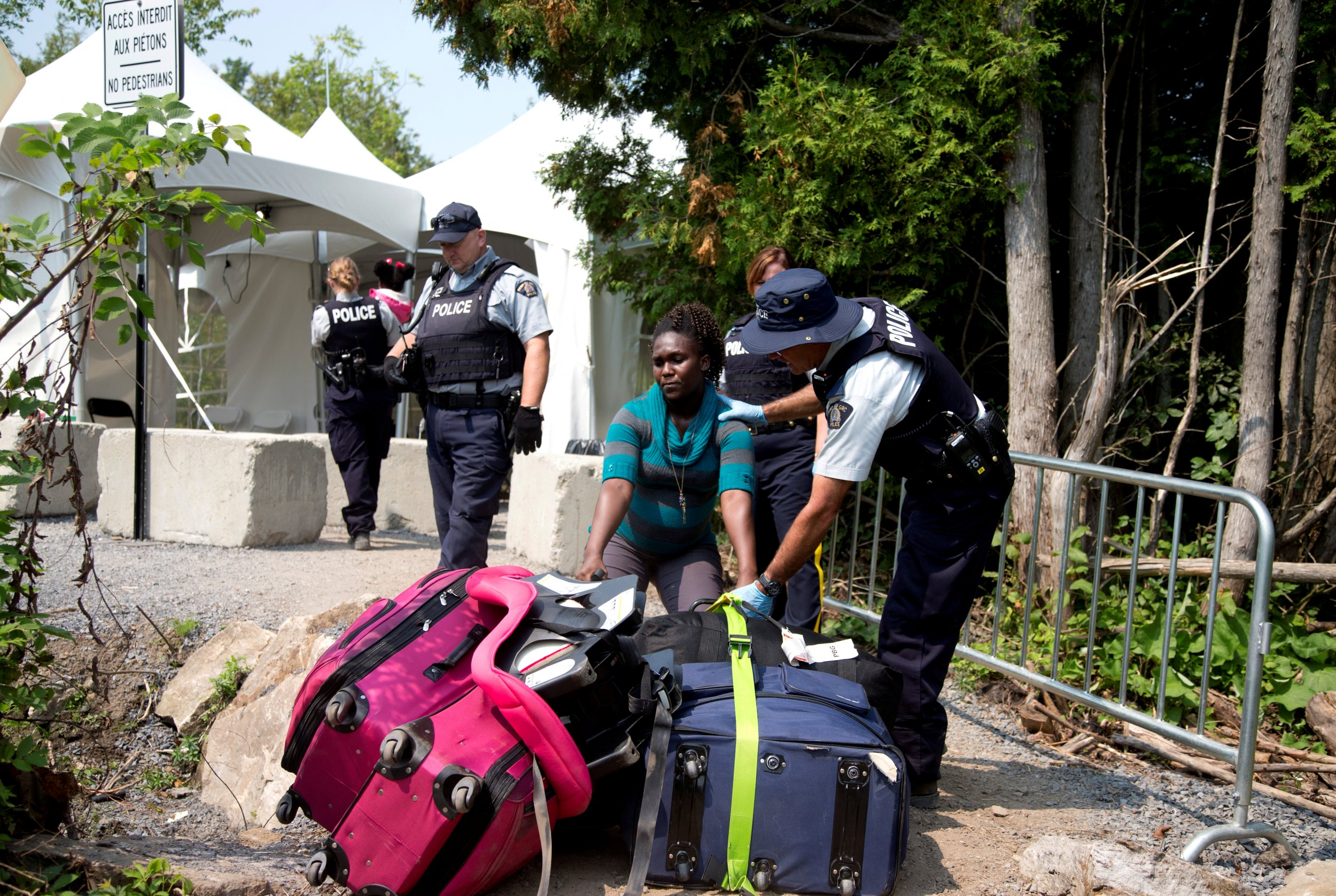 an introduction to the issue of refugees from haiti Haiti's refugee crisis is a disaster it's about to get much worse  haiti and the dominican republic share both the island of hispaniola and a painful and controversial history.