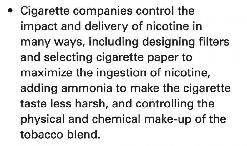 cigarette companies