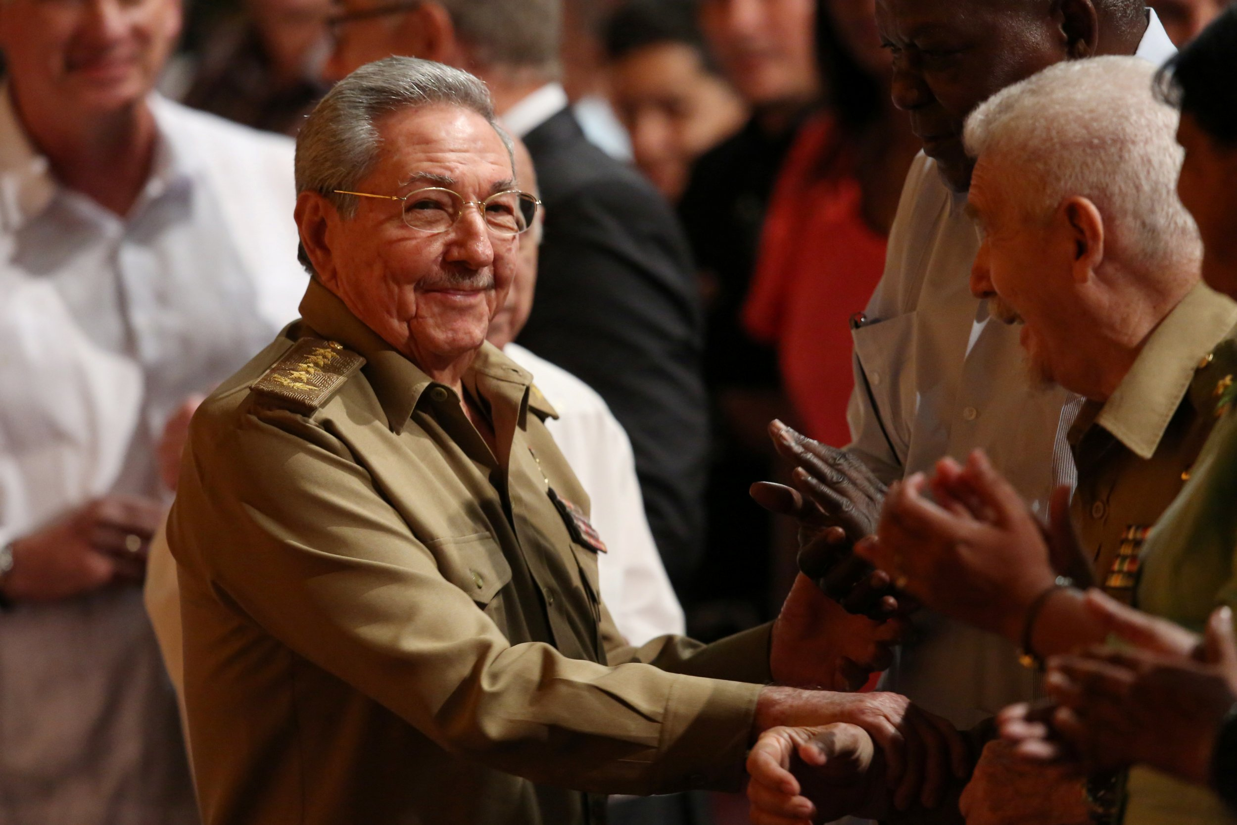 Cuba hopes to help to defuse tensions between North Korea and the U.S.