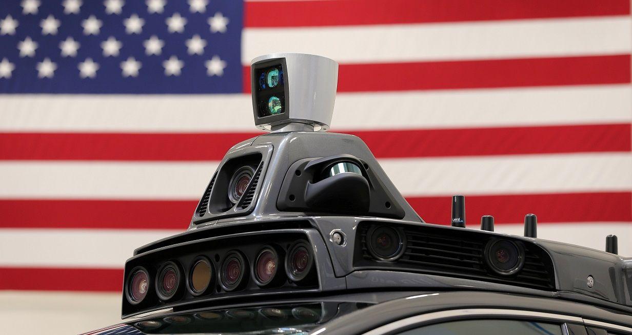 Uber self-driving lawsuit waymo google