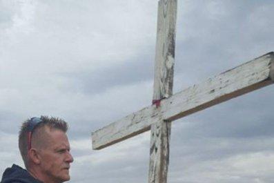 Roy McClellan las vegas shooting survivor fundraiser
