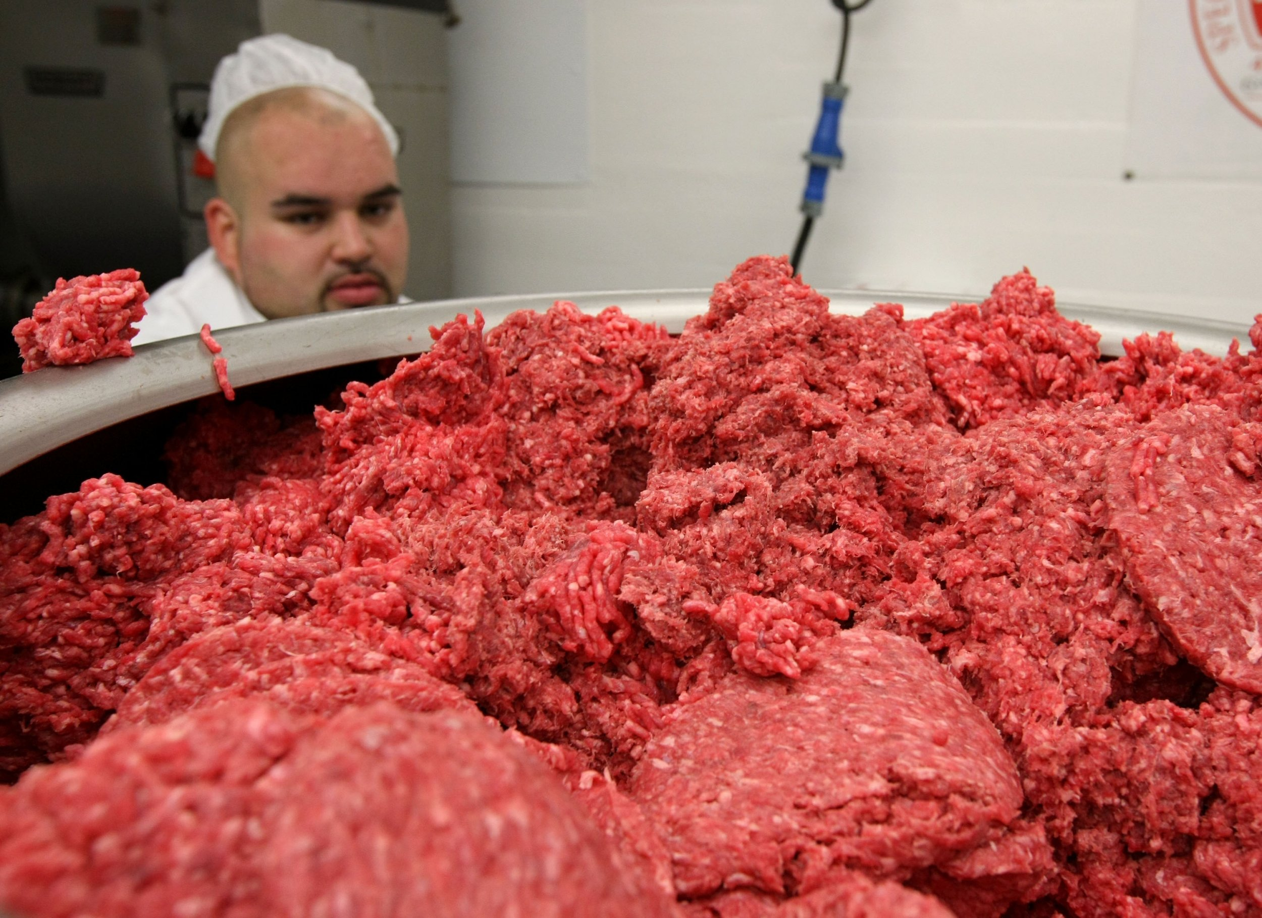 What Is Ground Beef Made Of Device Allows You To Detect Traces Of