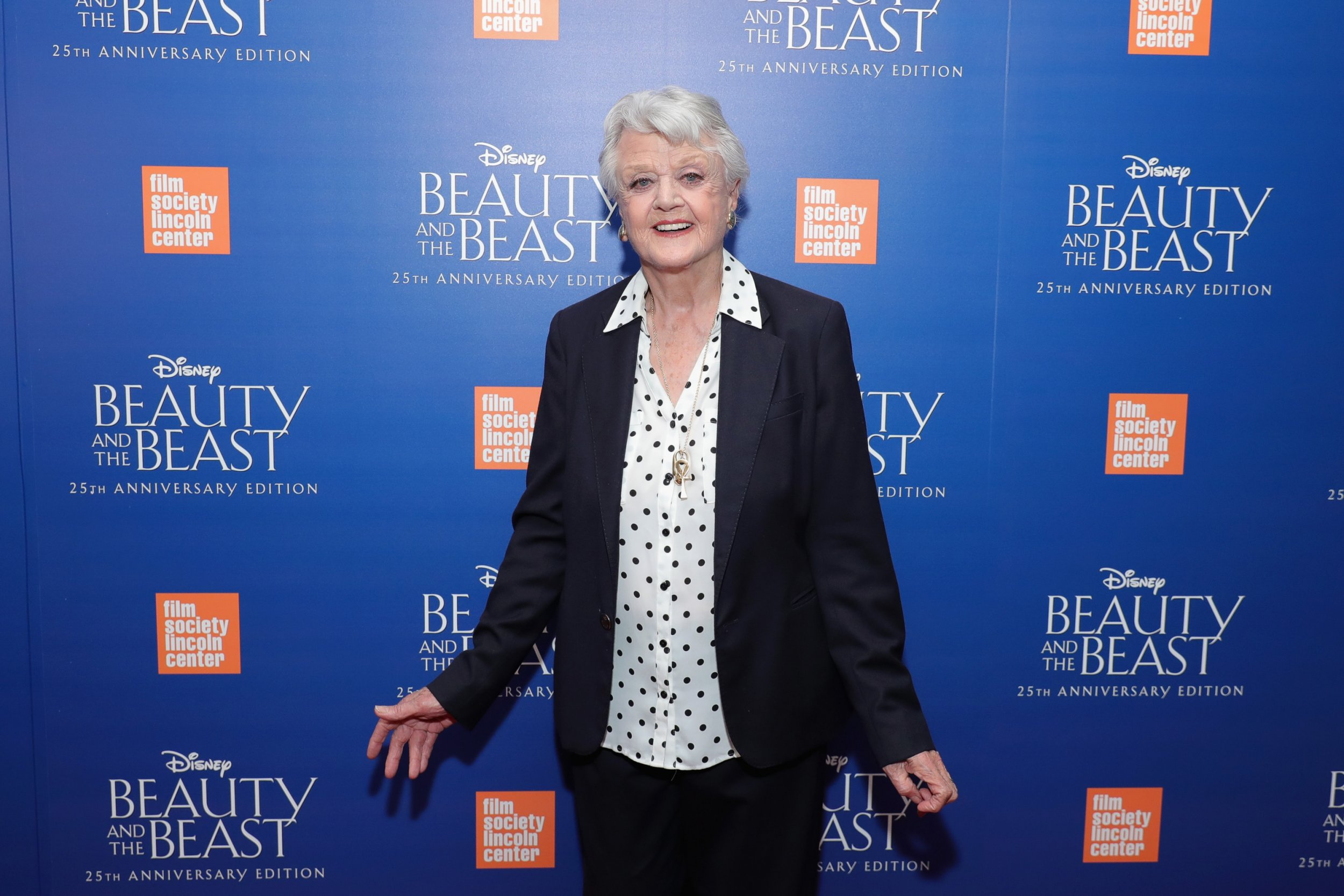 Angela Lansbury under fire for comments about harassment