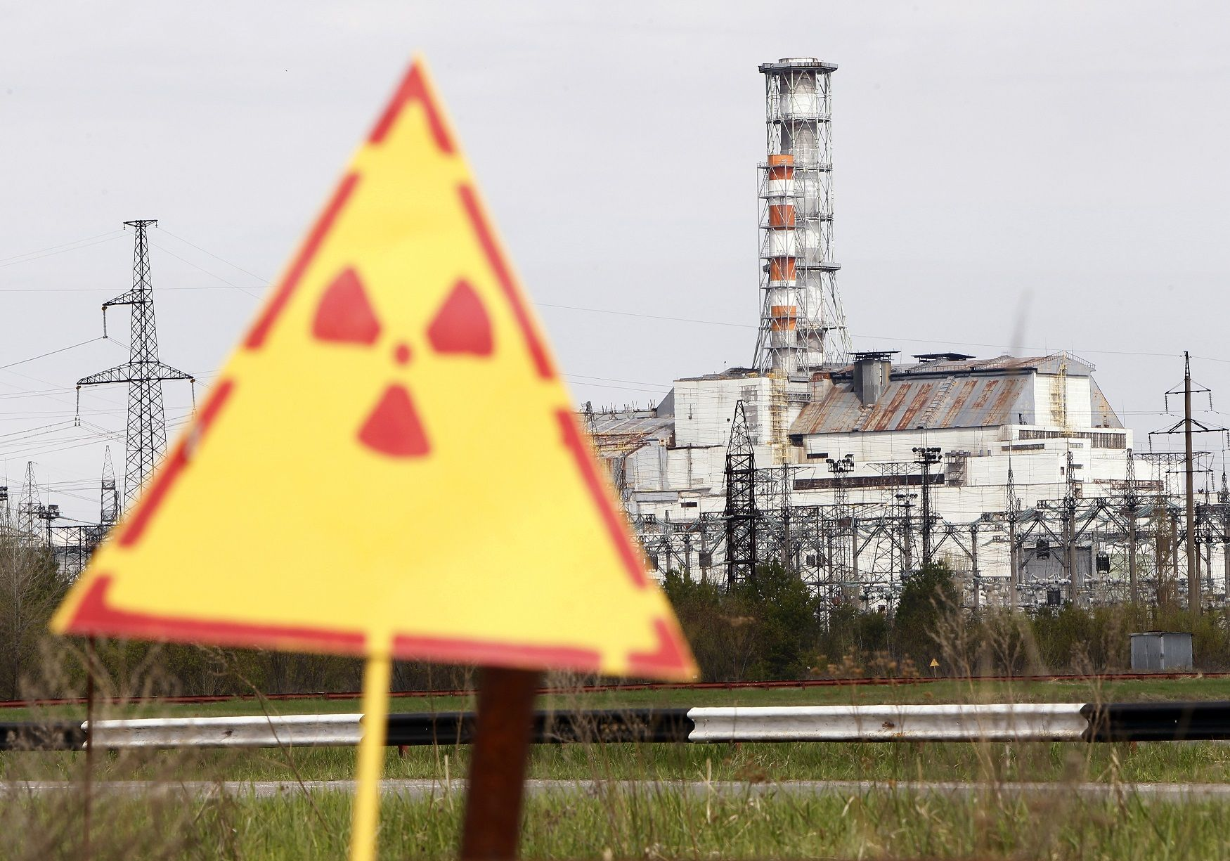 Chernobyl Disaster Exclusion Zone Transforming From