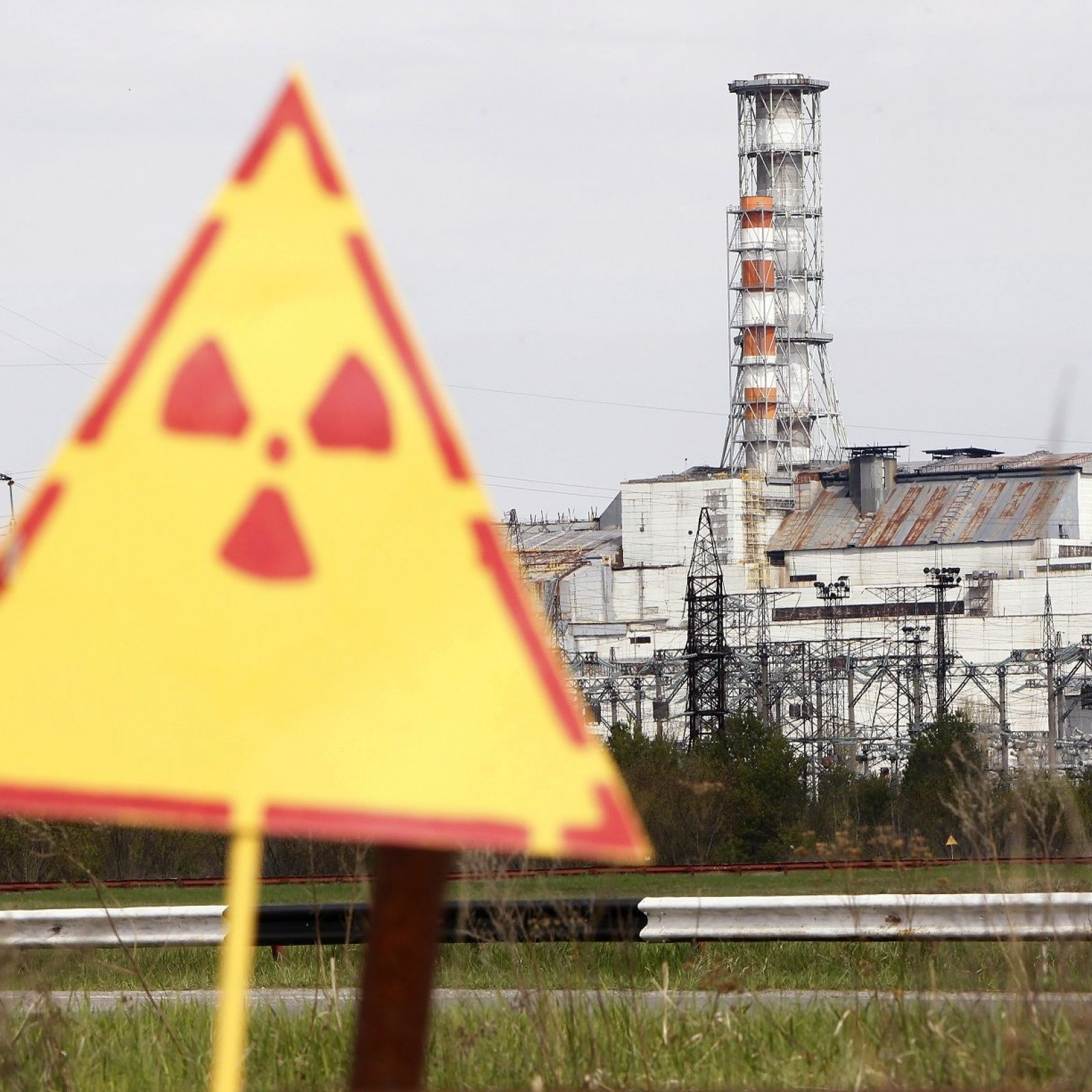 Chernobyl Disaster Exclusion Zone Transforming From Nuclear