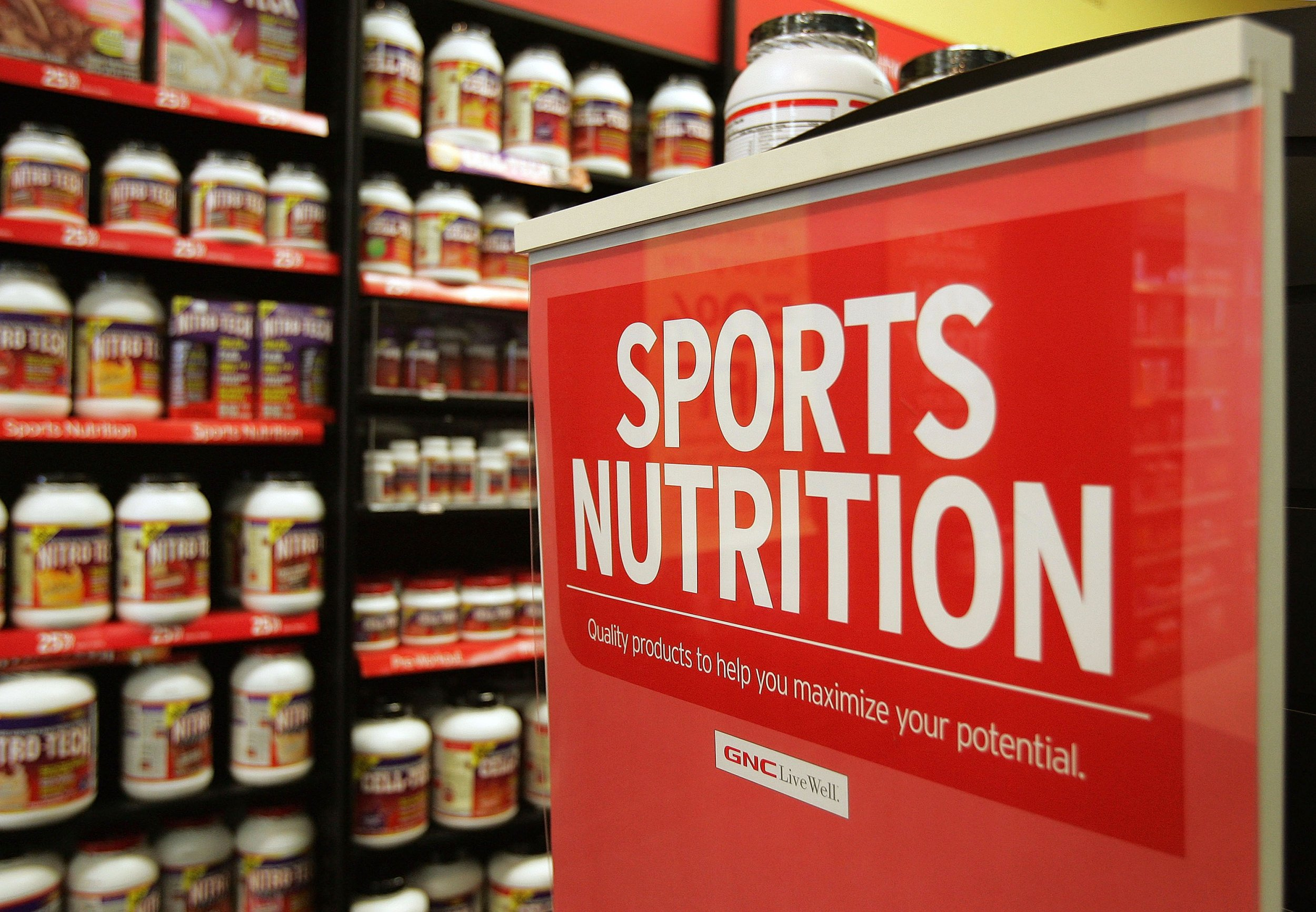 GNC OTC Supplements