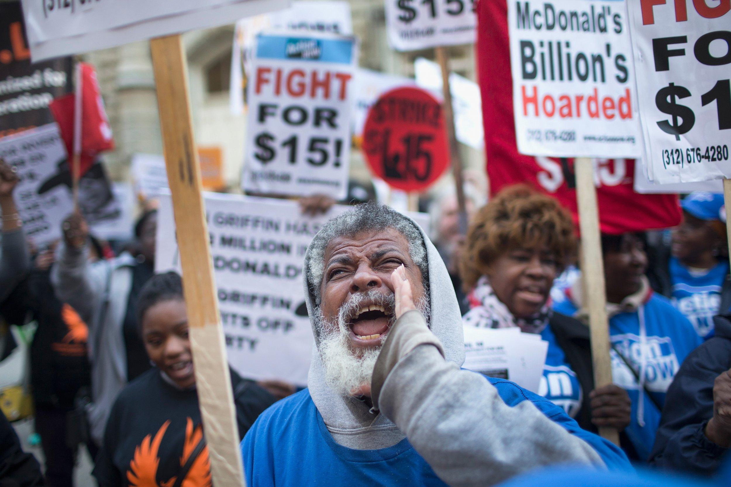 Michigan Minimum Wage Fast Food Workers