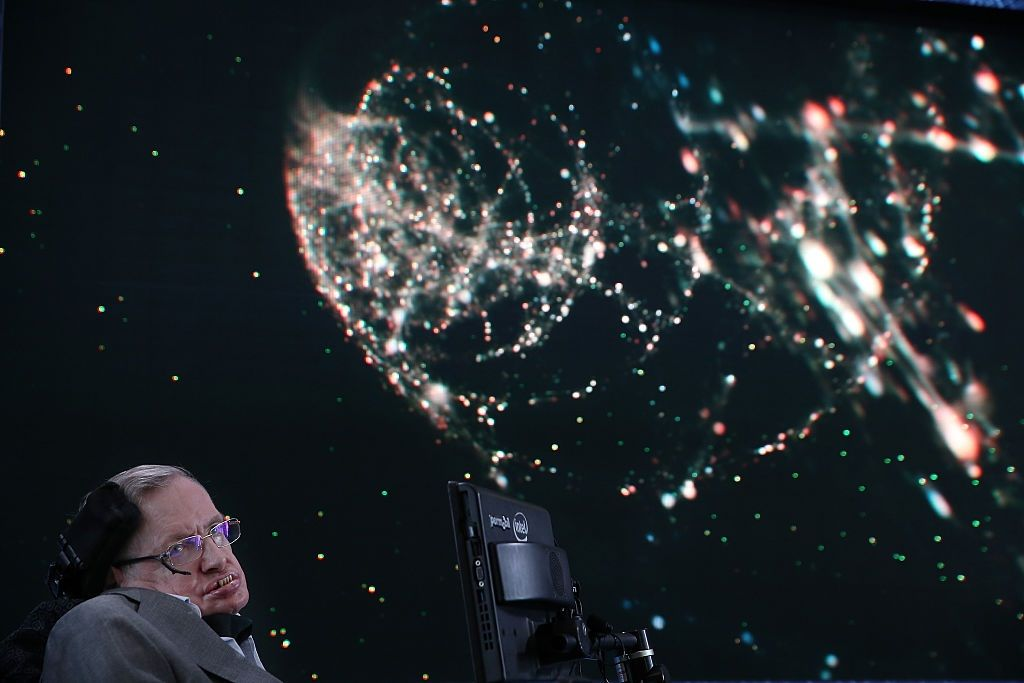 stephen hawking big bang map universe