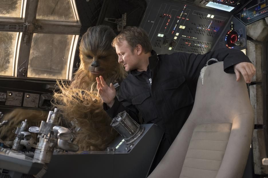 Rian Johnson S Millennium Falcon Honors Details Only Star Wars Superfans Would Notice