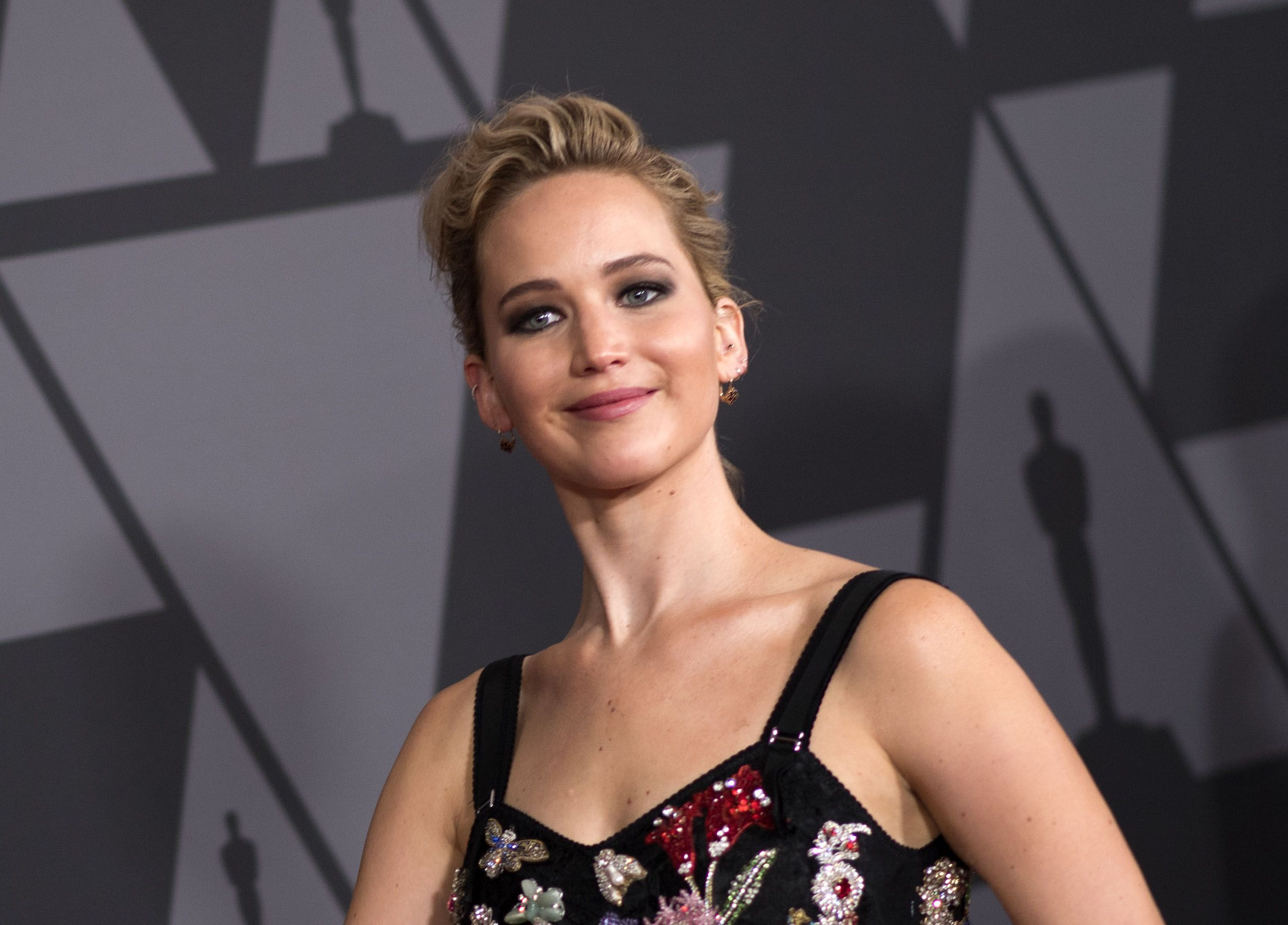 Jennifer Lawrence is an 'asshole', according to Jennifer Lawrence