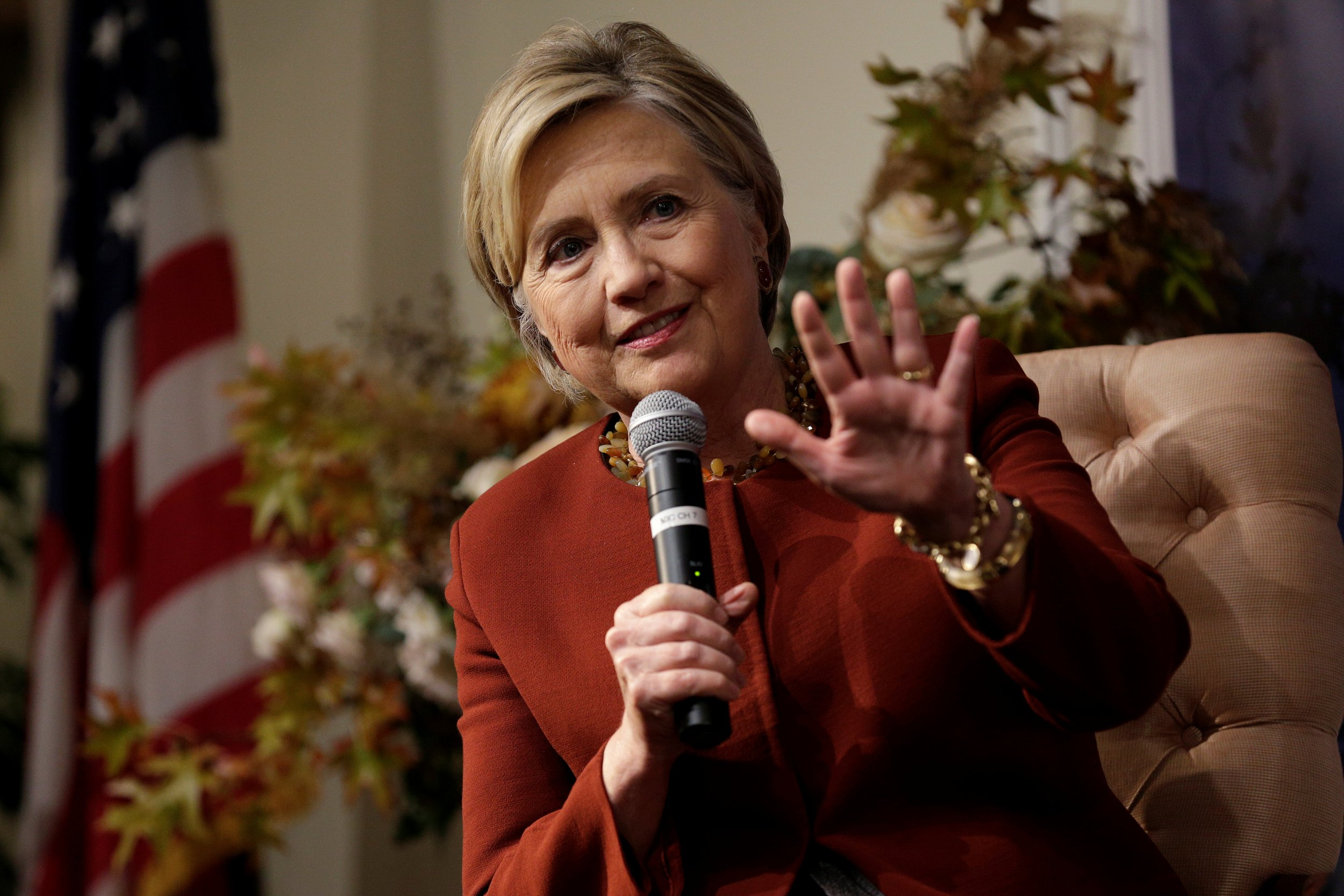 clinton email conspiracy