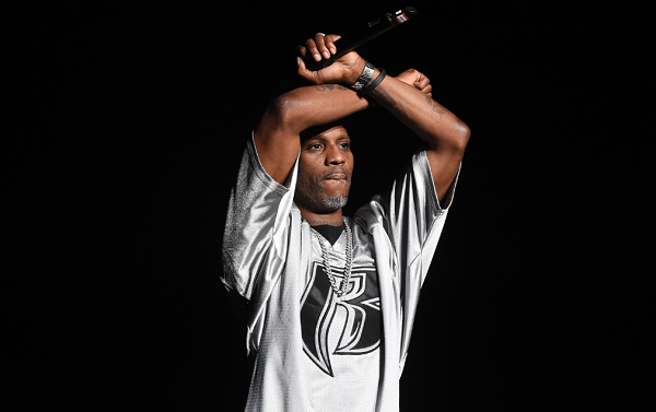 DMX releases a cover of 'Rudolph the Red Nosed Reindeer'
