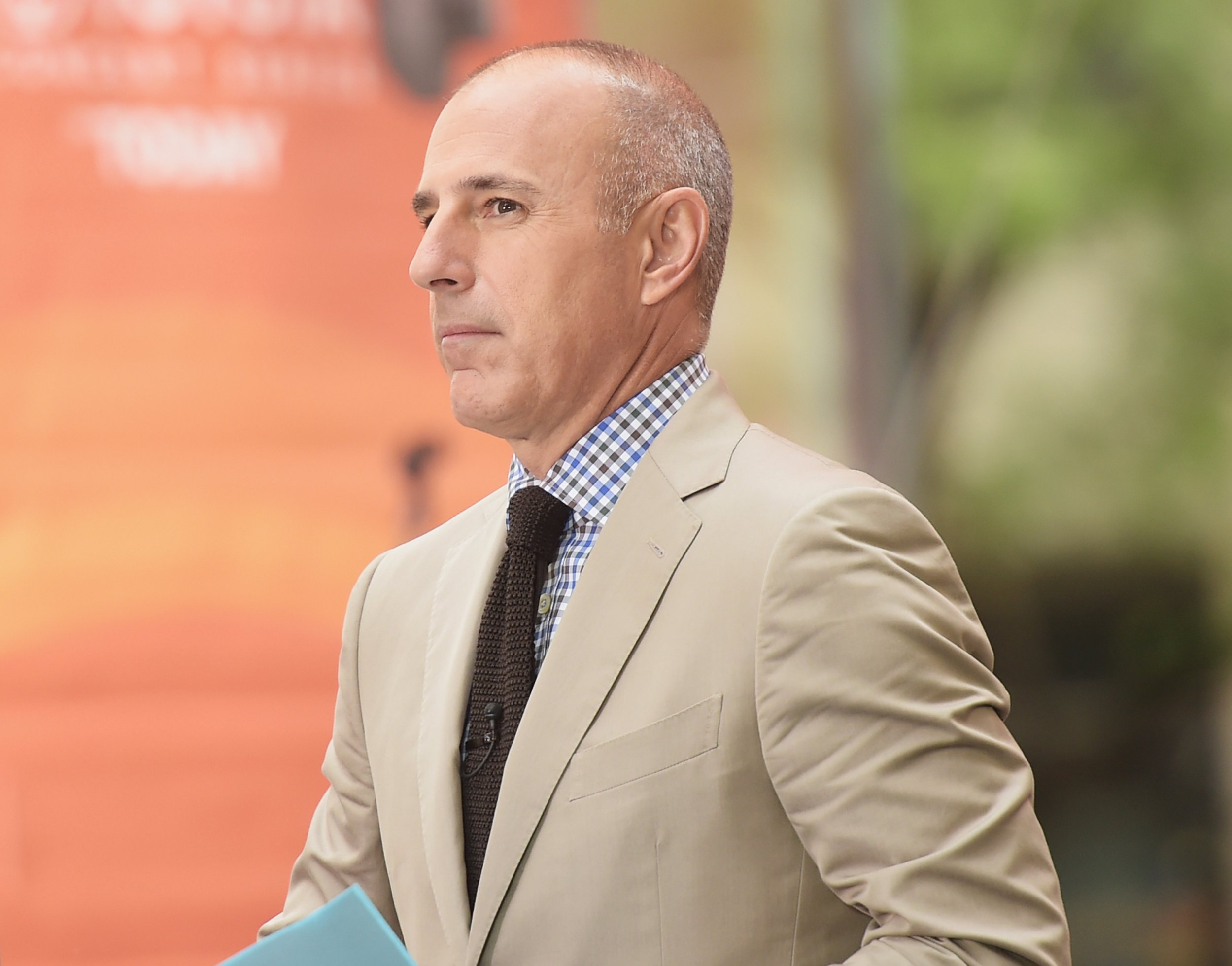 Matt Lauer statement on NBC firing