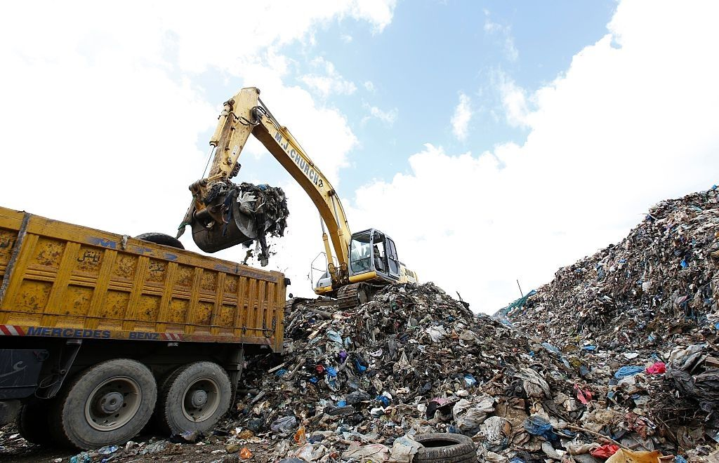 bitcoins worth millions lost in landfill pictures