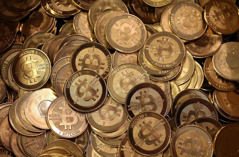 bitcoin fortune trash landfill computer