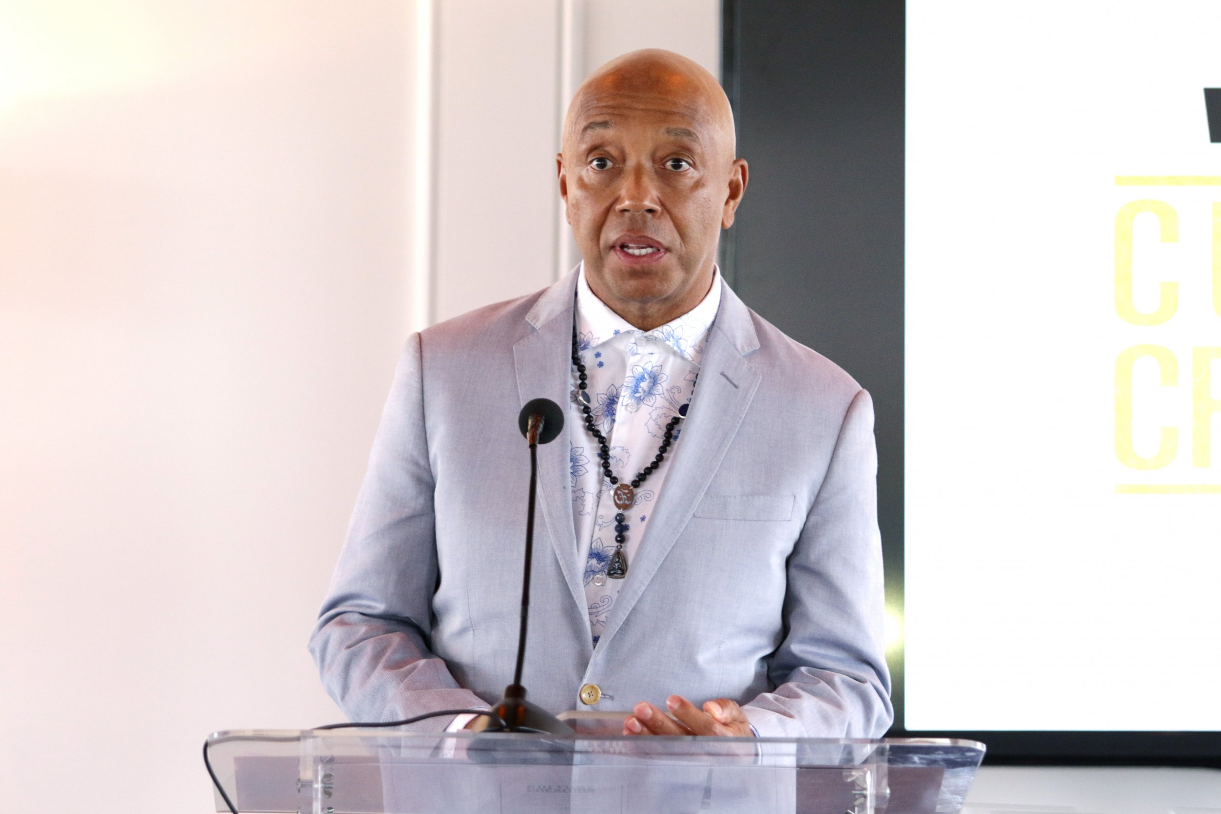 Russell Simmons steps down from his businesses