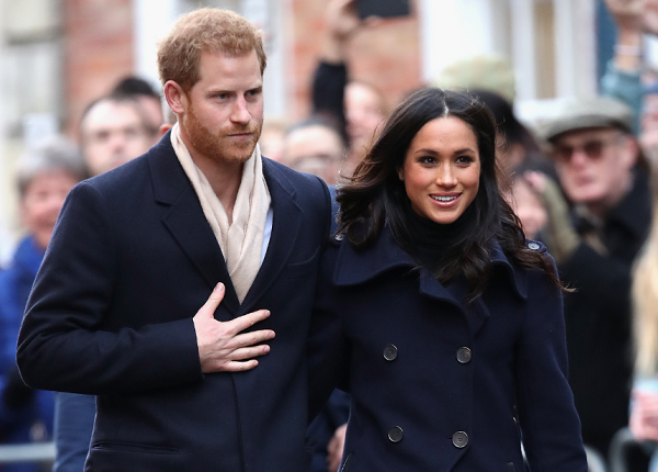 Prince Harry and Meghan Markle's Wedding Will be Televised