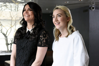 Saroirse Ronan hosts 'Saturday Night Live' for the first time