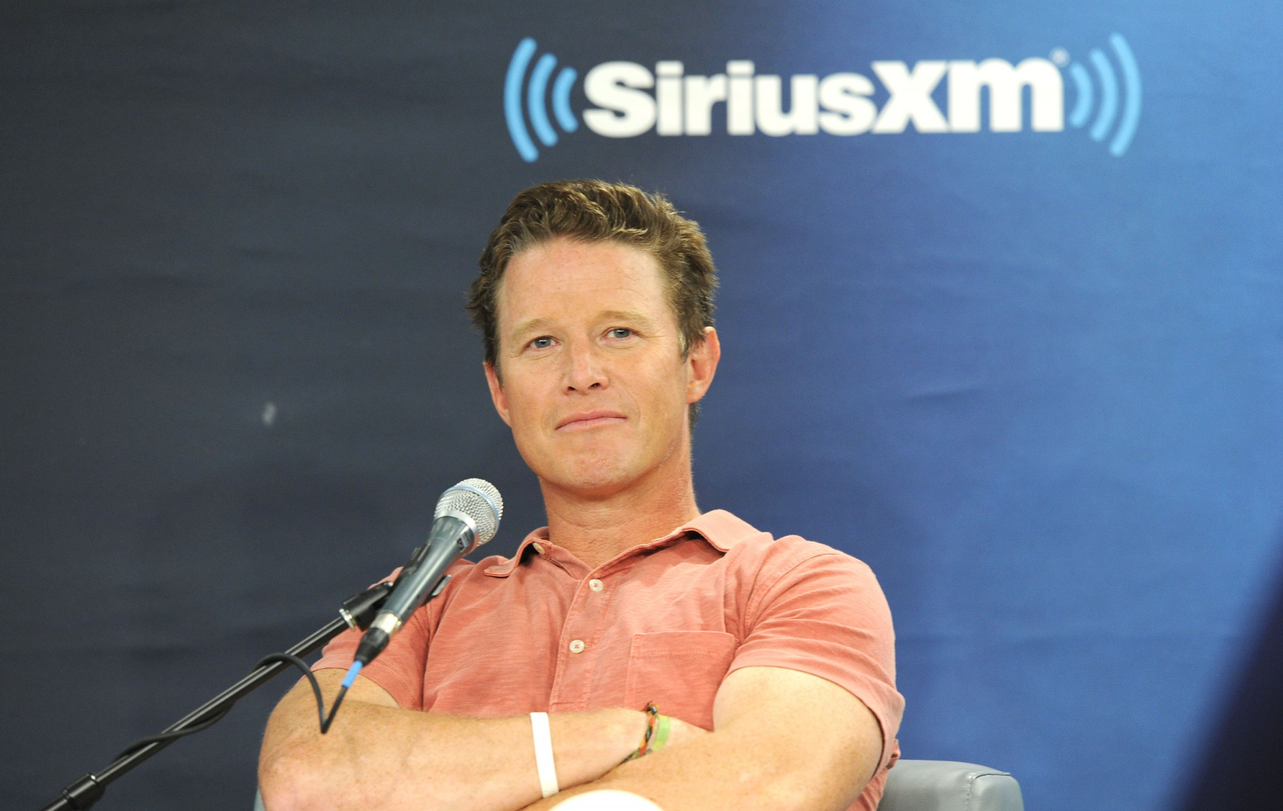 Billy Bush speaks out against Trump