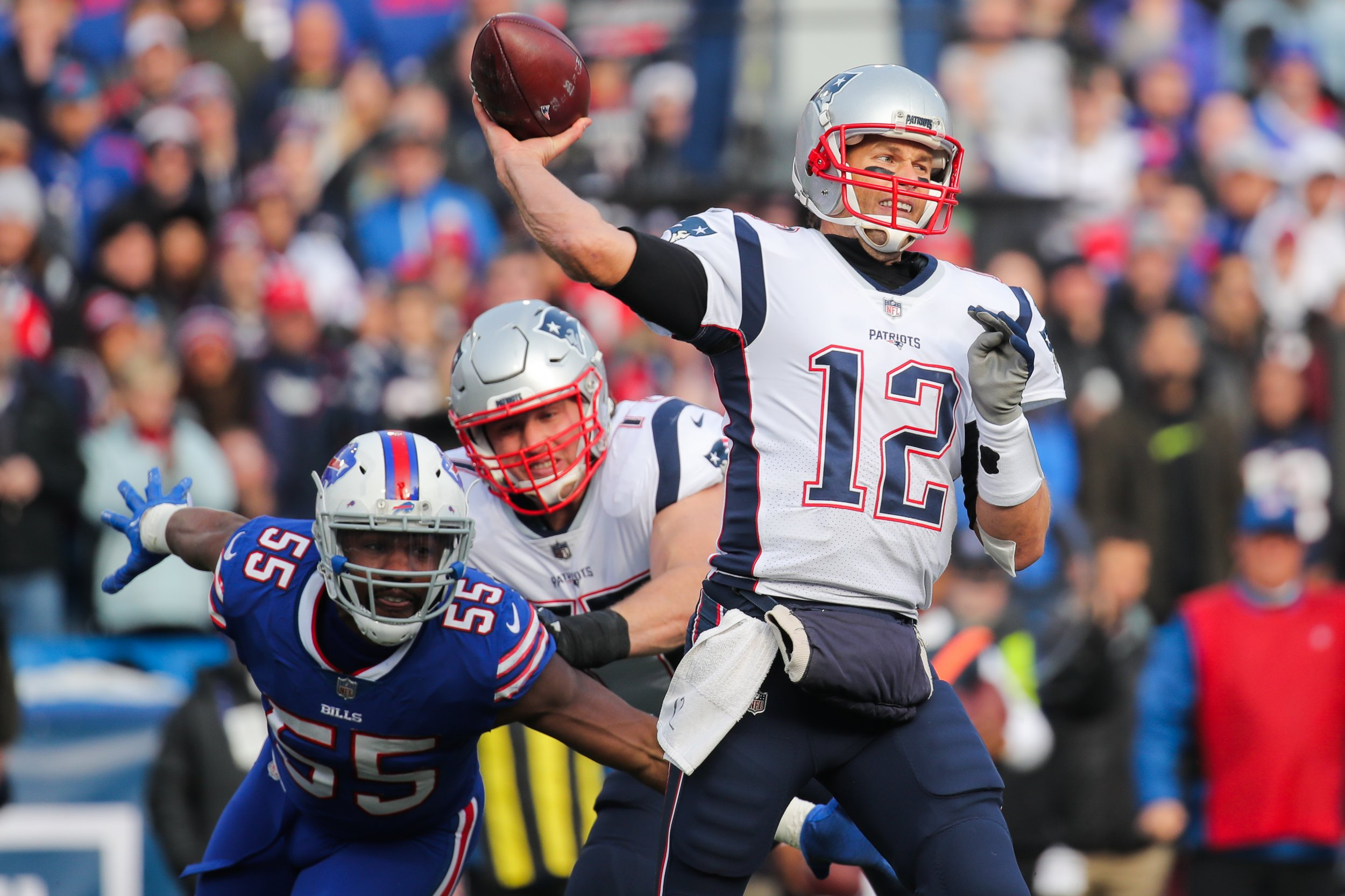 Tom Brady Broke Another NFL Record for Patriots Against Bills
