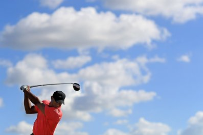 tiger woods comeback article picture