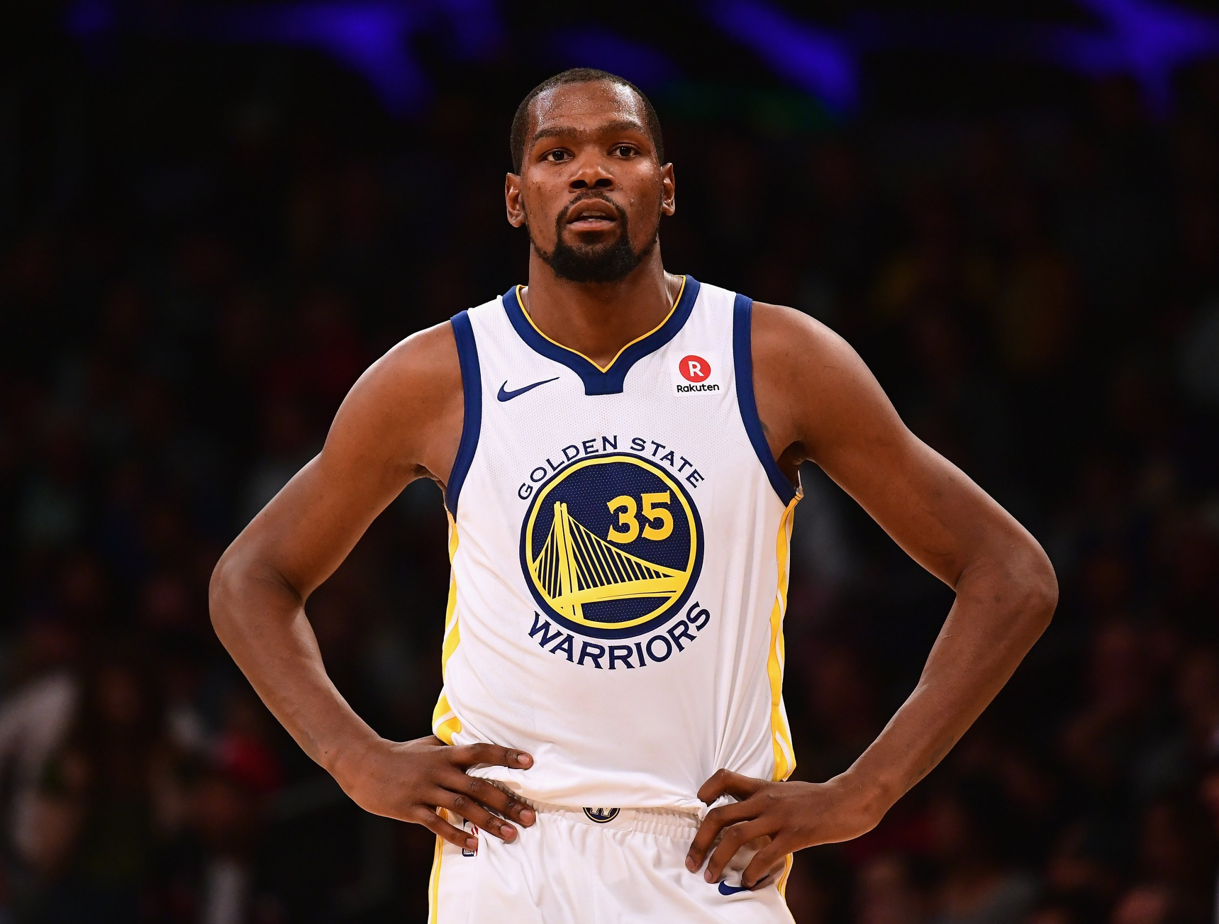 watch-kevin-durant-got-tossed-from-warriors-pelicans-is-bad-behavior-golden-state-s-new-normal