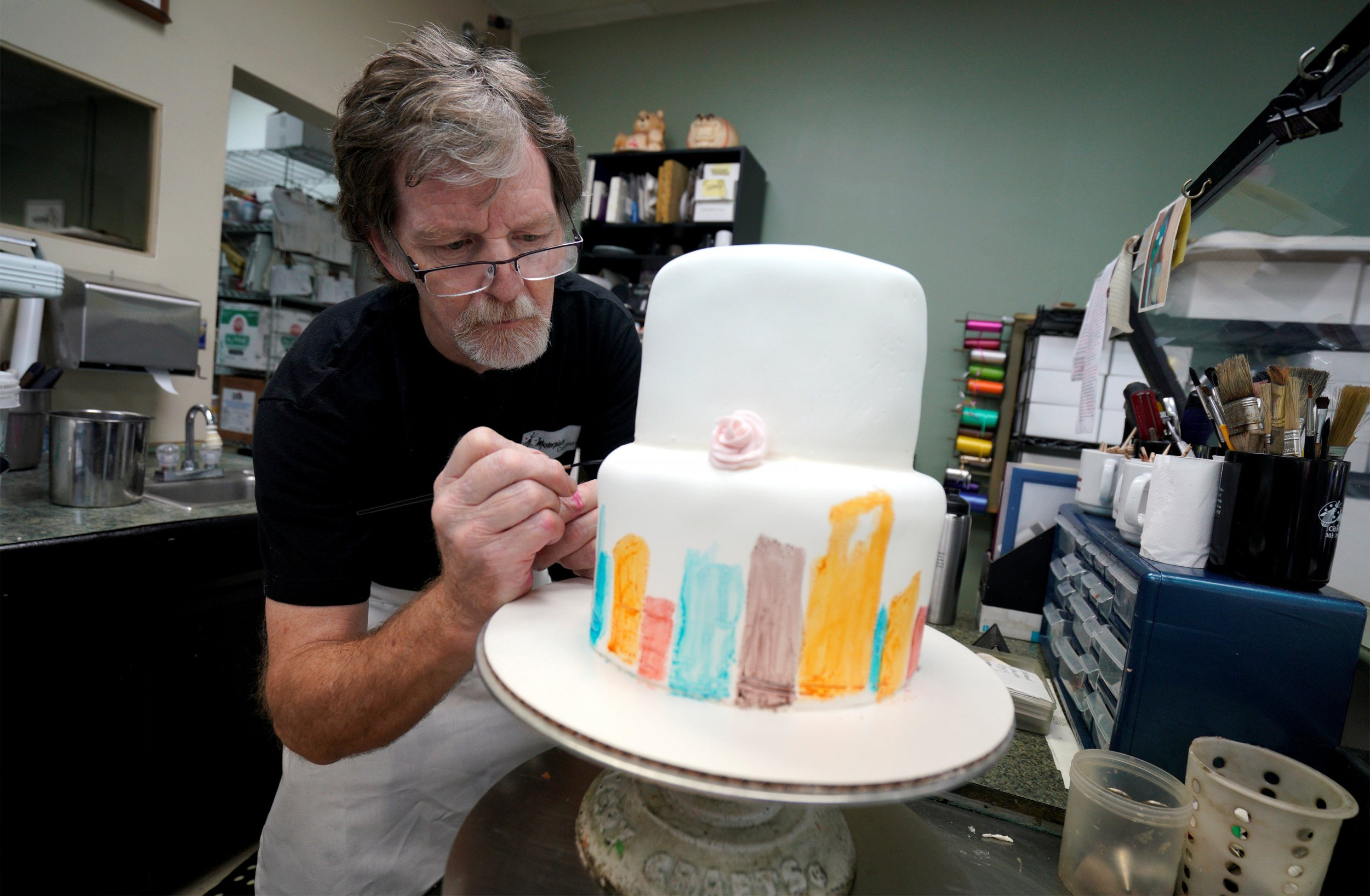 Who Is Jack Phillips Meet The Christian Baker In The