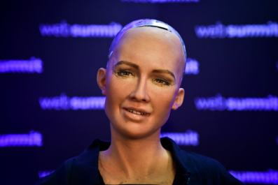 Sophia the Robot is Advocating For Women's Rights