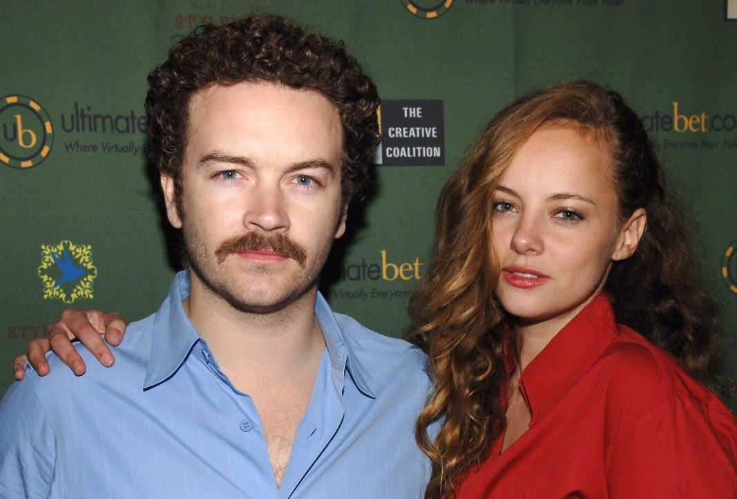 Who Is Bijou Phillips Danny Mastersons Wife Netflix Fires