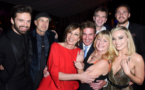 'I Tonya' screenwriter Steven Rogers dishes on Tonya Harding