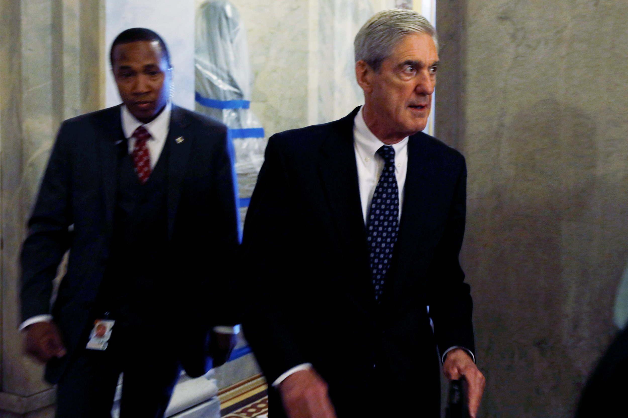 Will Trump Fire Mueller? Democrats Want to Protect Special ...