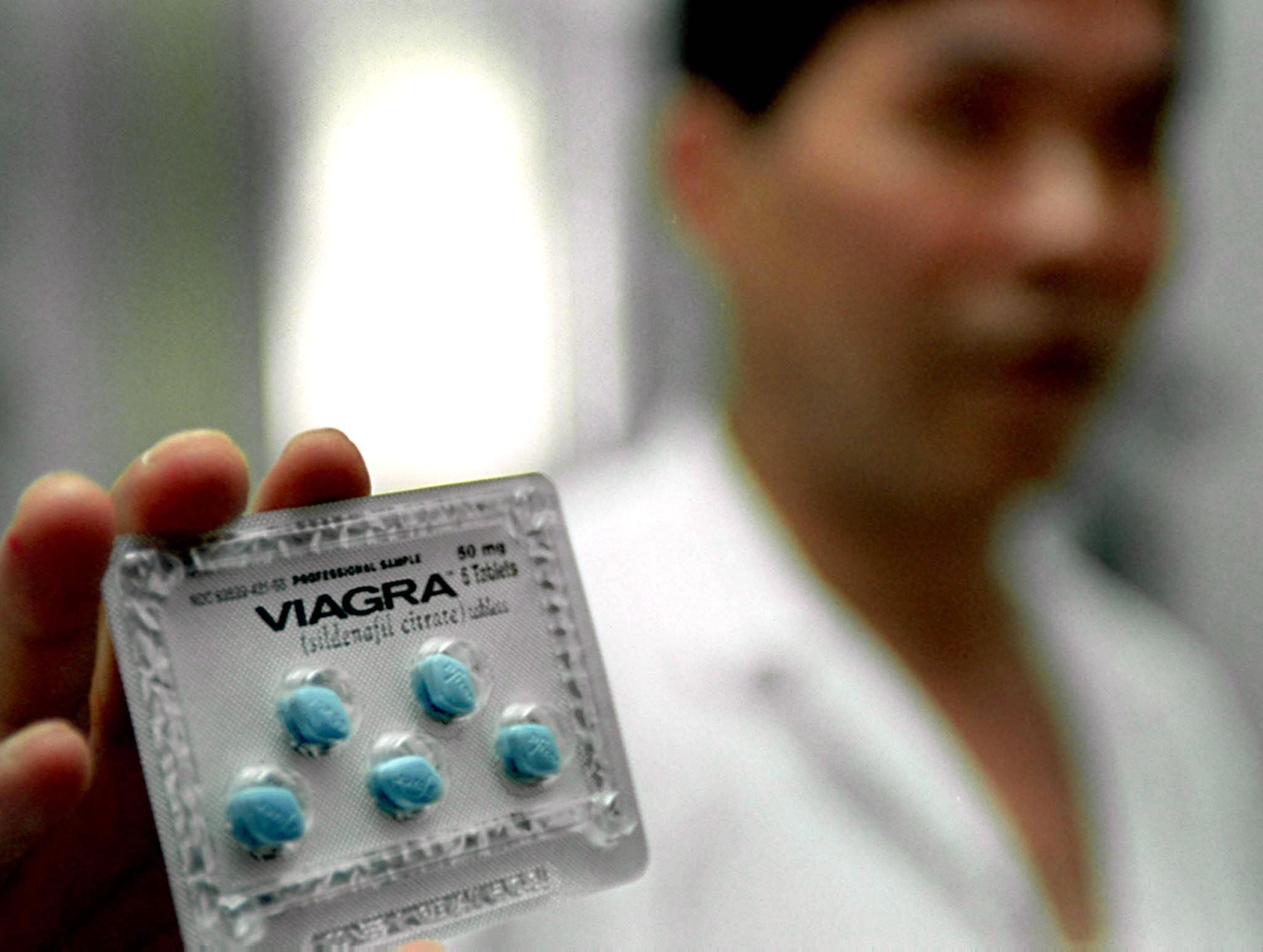When is viagra going to be generic