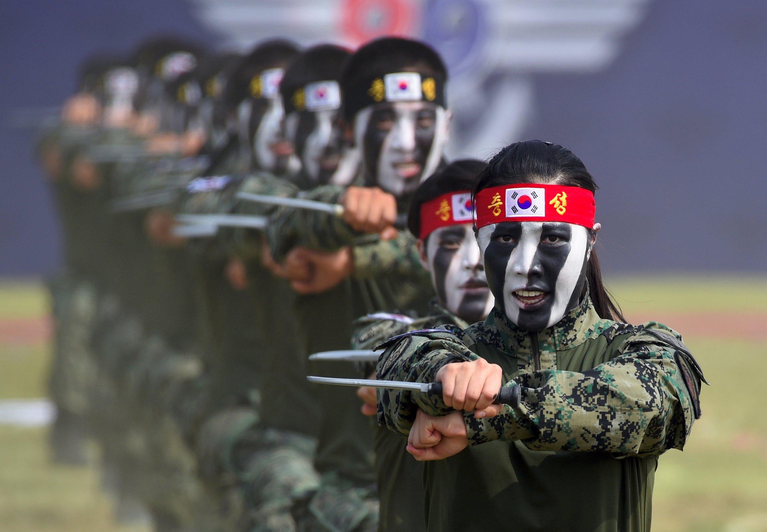 12_7_South Korea_Special Forces
