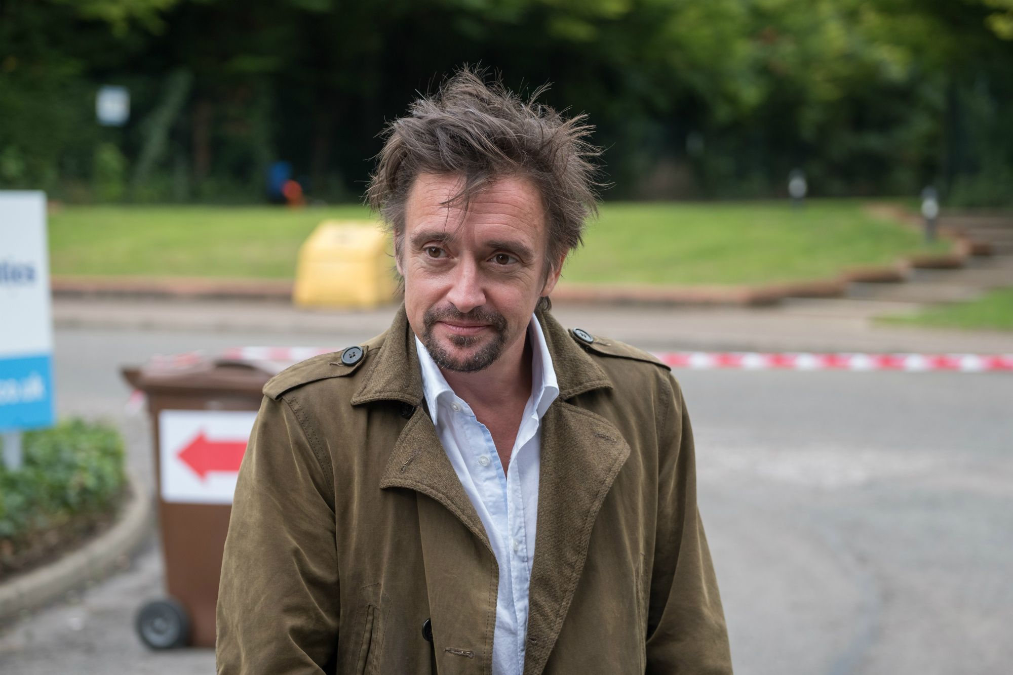 "Richard Hammond: ""I am not anti-gay"""