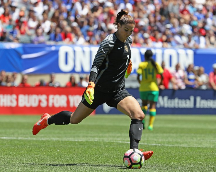 Hope Solo for President: Why Does Controversial Goalkeeper ...