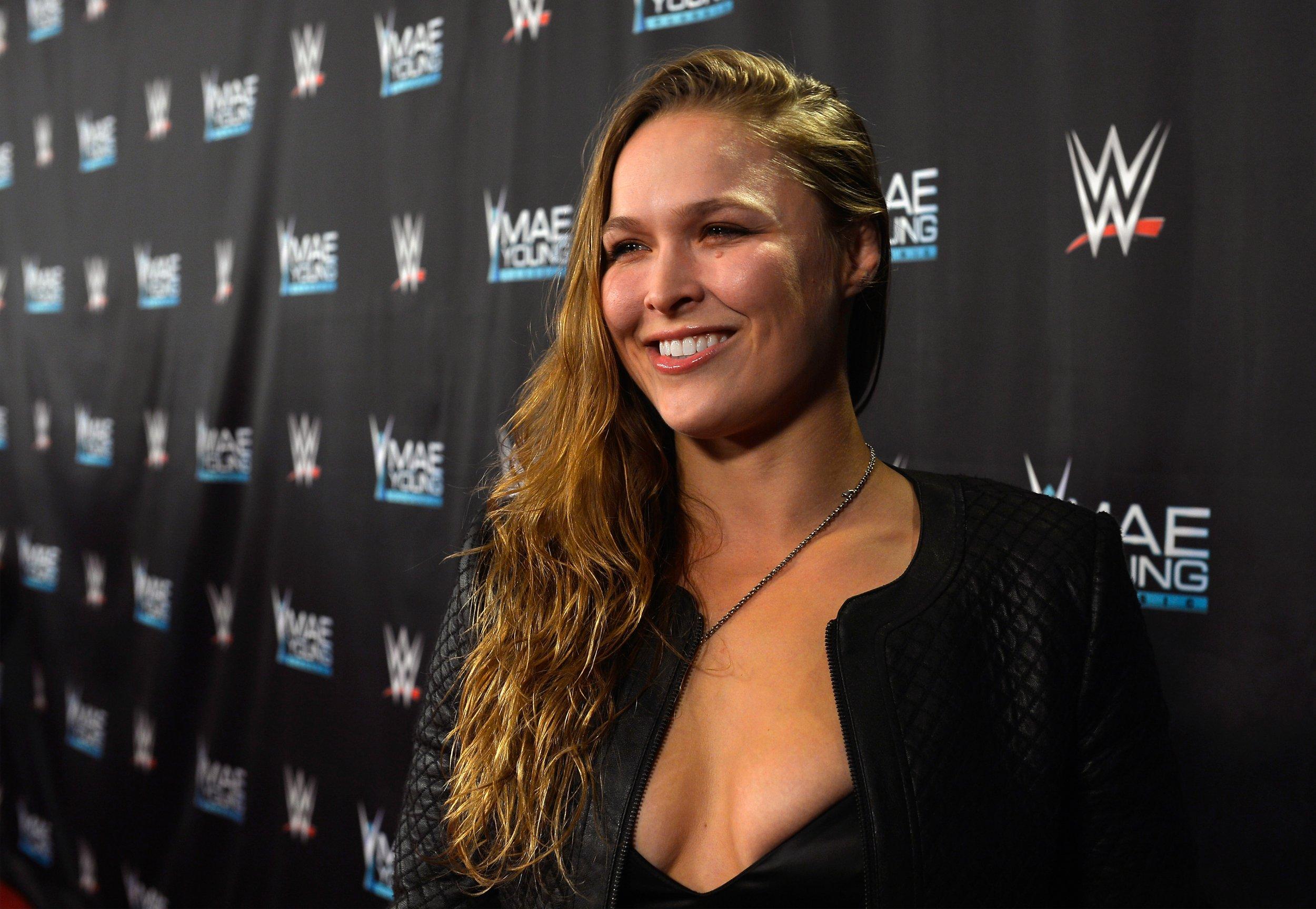 Ronda Rousey joining WWE?
