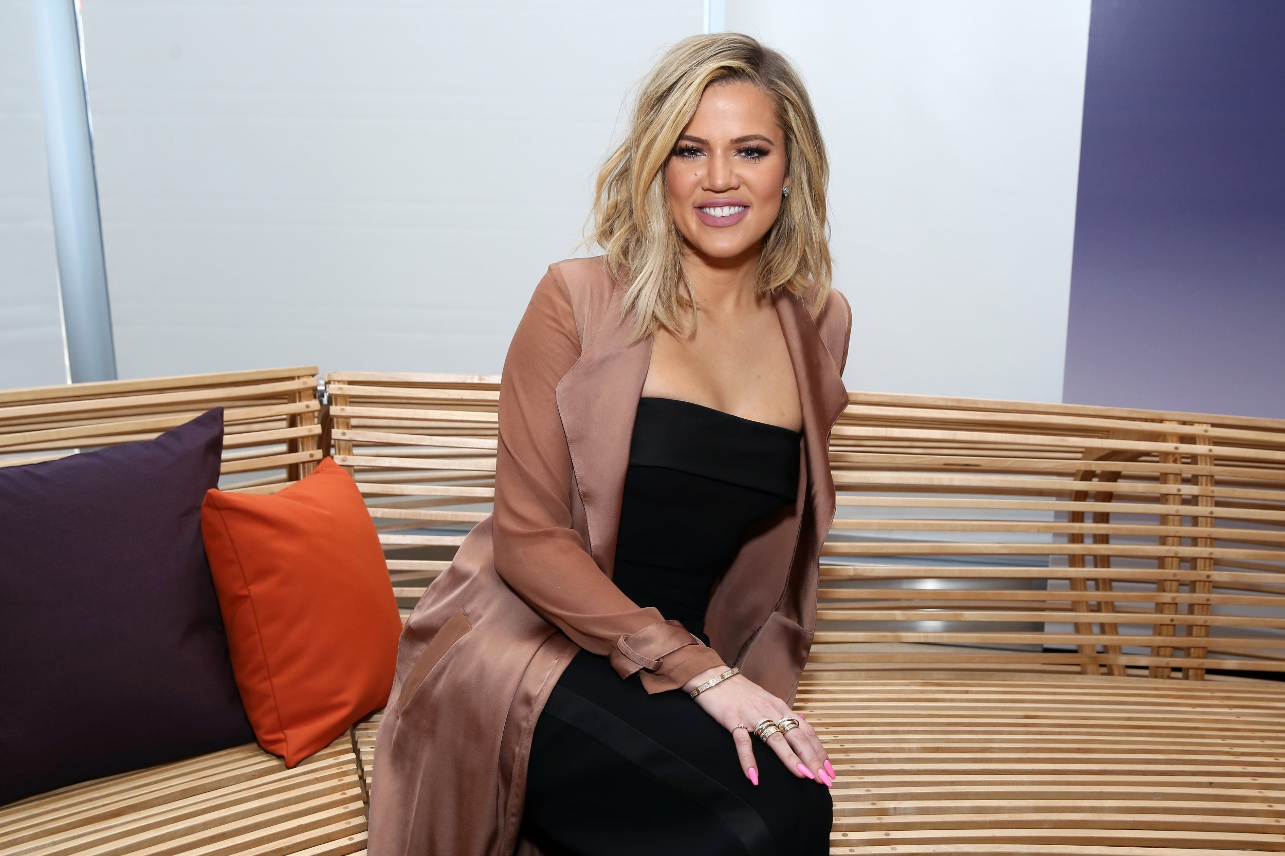 Khloe Kardashian confirms pregnancy?