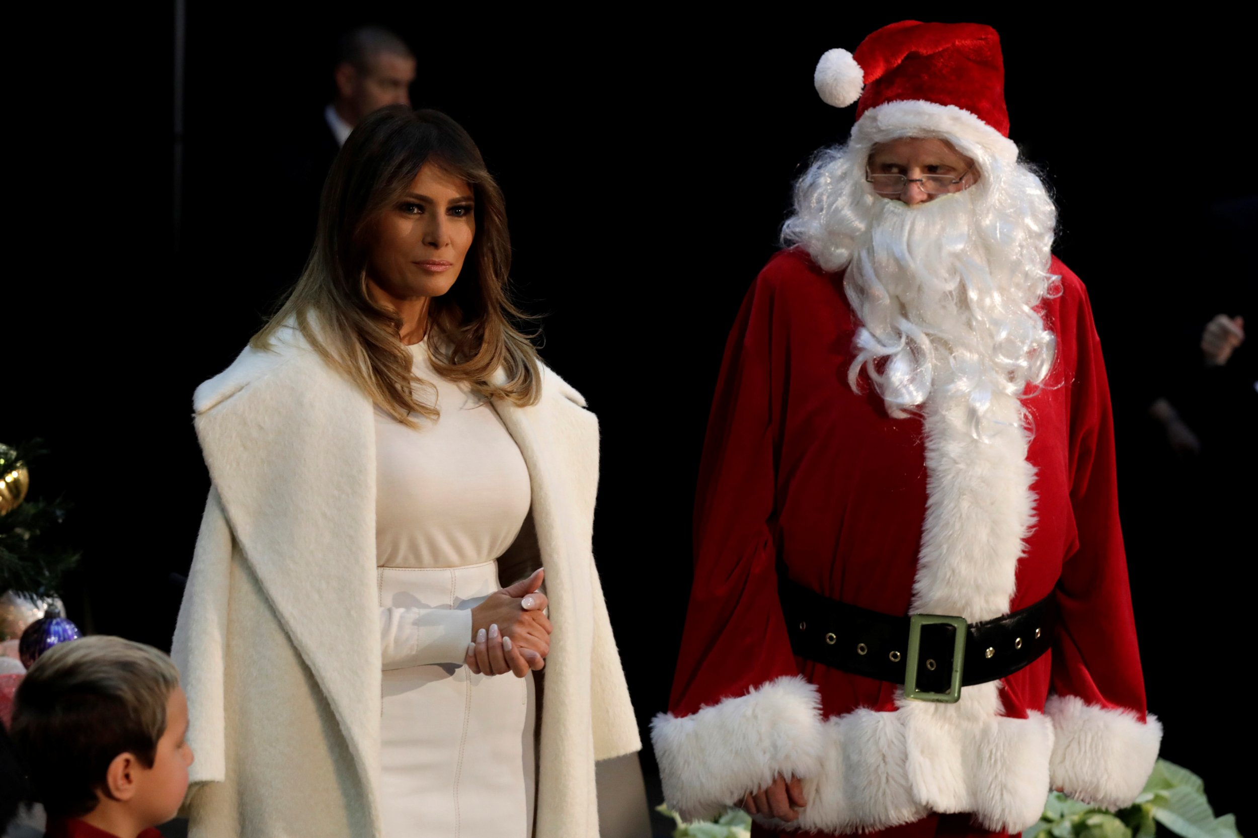 First Christmas Tree In The White House