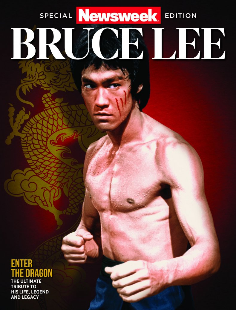 Newsweek Special Edition: Bruce Lee Reprint Cover