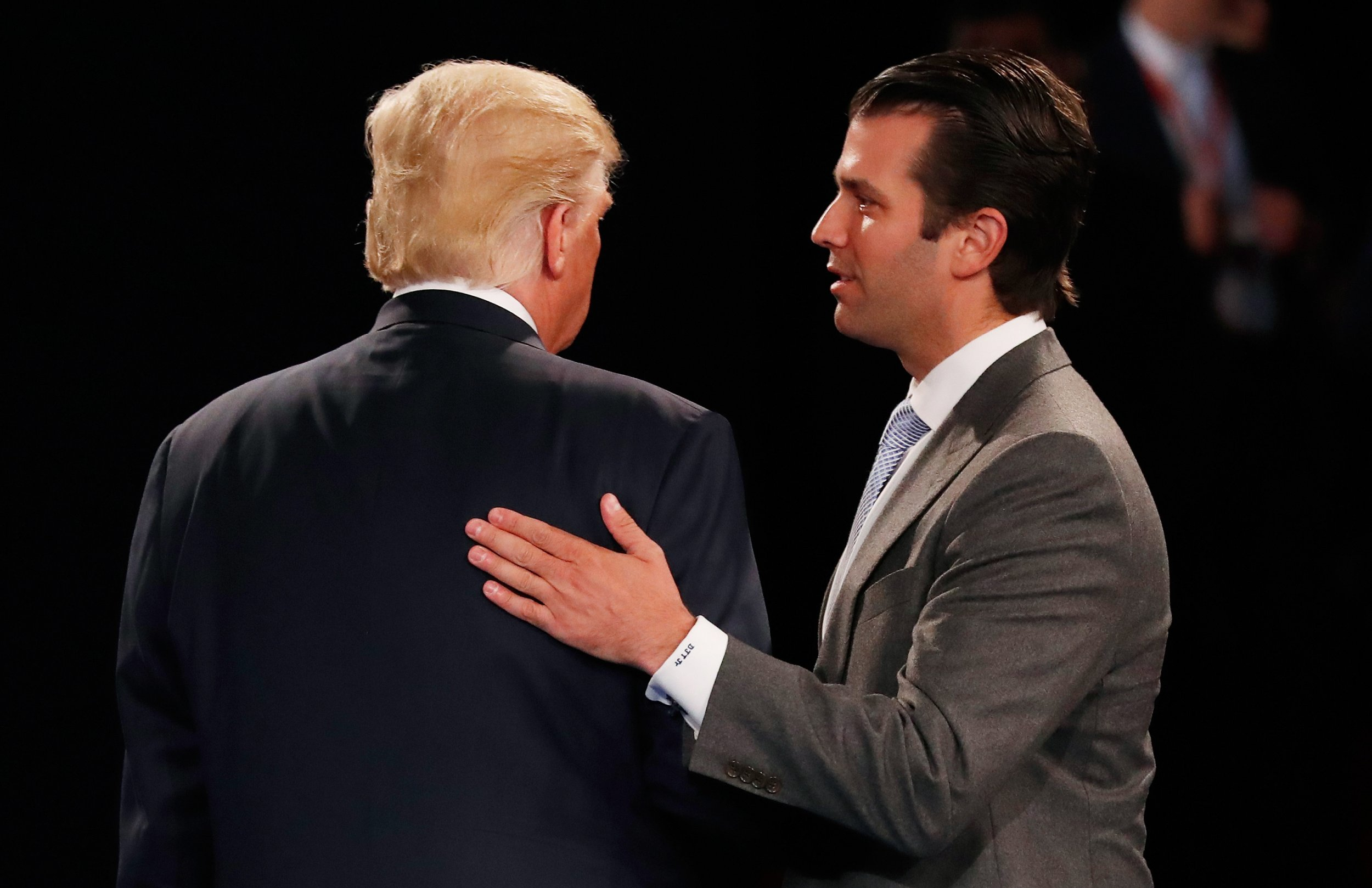 Donald Trump Jr. Accused of Seeking to Cash in on Father's ...
