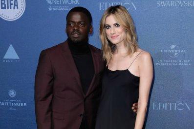 'Get Out' stars Allison Williams and Daniel Kaluuya