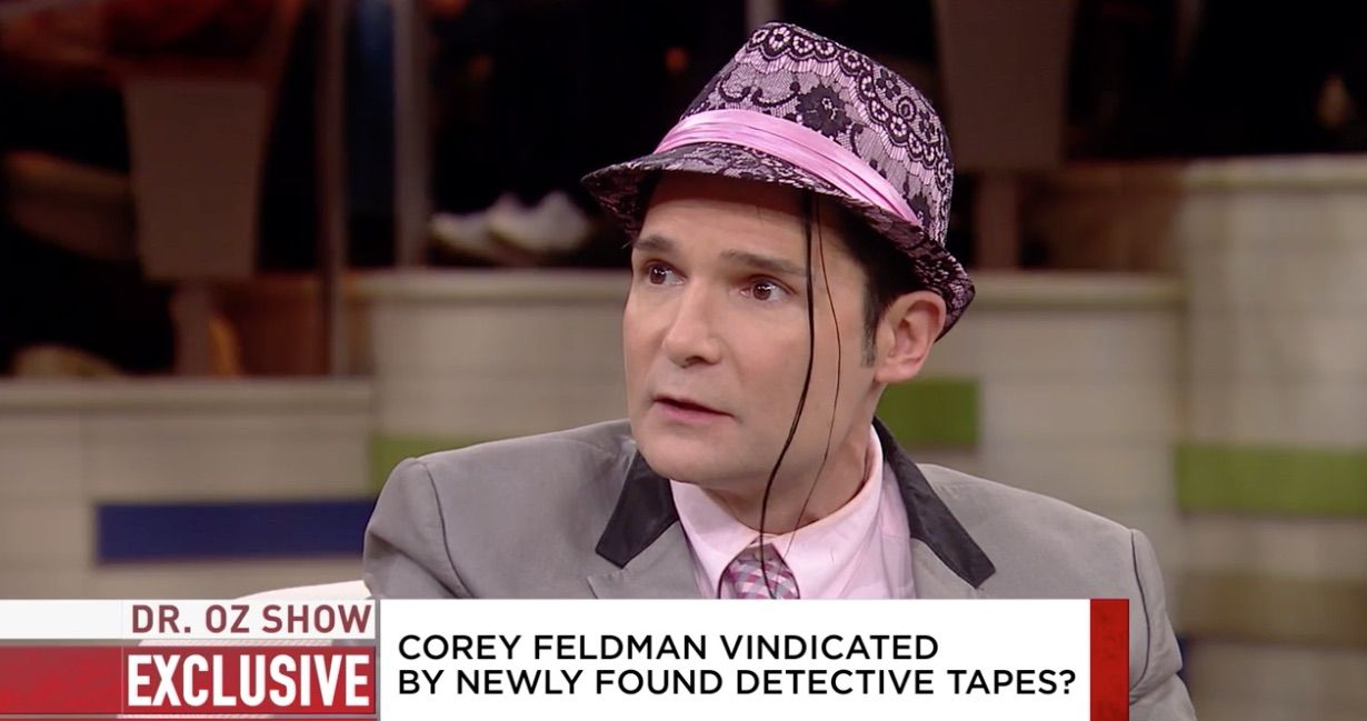 Corey Feldman did tell police about Jon Grissom