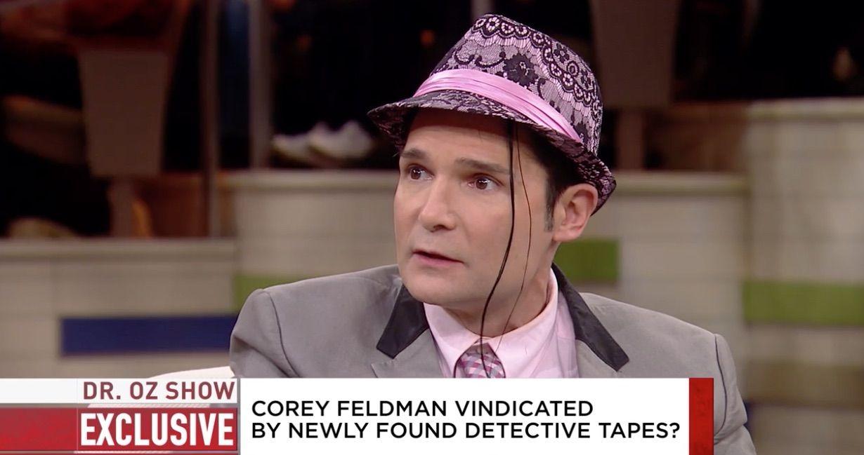 Corey Feldman did tell police about Jon Grissom
