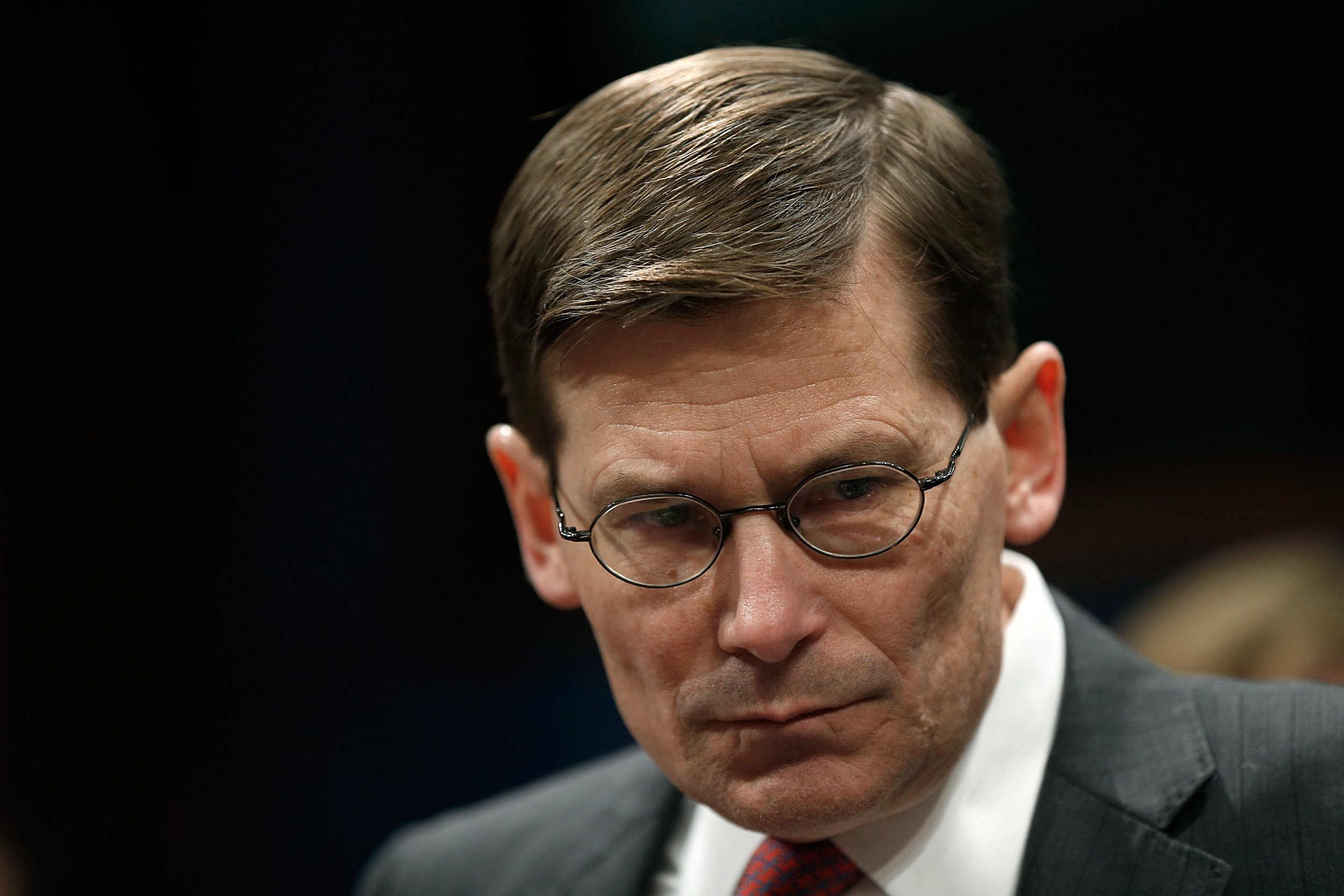 Ex-CIA chief says U.S. intelligence agencies failed to anticipate Russian election hacking